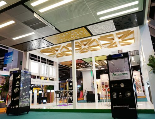 Build4Asia 2014 The Building Technology, Electrical Engineering and Security Show(Part 2 : DRAGON Product)